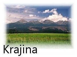 FOTOGALERIE - Krajina