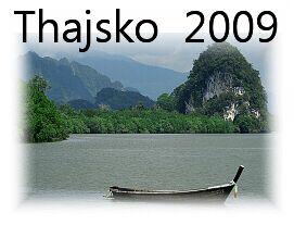 PROJEKT - Thajsko 2009